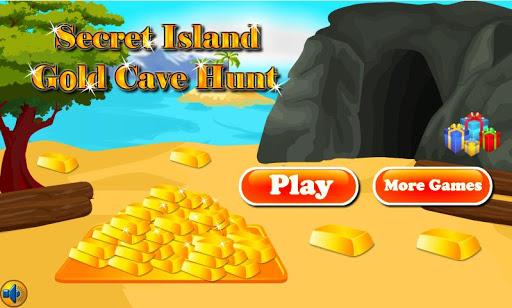 Secret Island Gold Cave Hunt