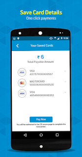 My Telenor India–Easy Recharge screenshot 07