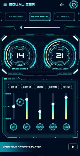 Equalizer & Bass Boost screenshot 4