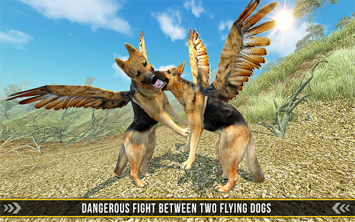 飞狗 - 野生模拟器