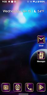 Purple Lakeshow icon pack 1.5 APK + MOD (Unlocked) 1