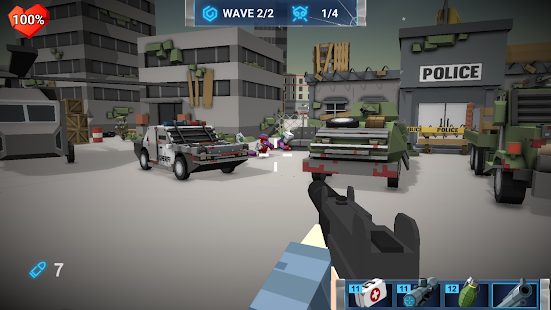 The Walking Zombie: Dead city- screenshot thumbnail