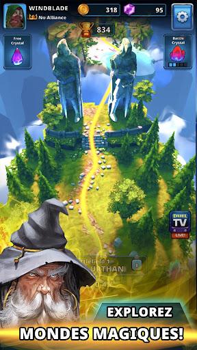 Code Triche Duel - Puzzle Wars PvP APK MOD (Astuce) screenshots 5