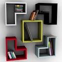 Shelves Design icon