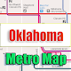 Oklahoma City USA Metro Map Offline APK