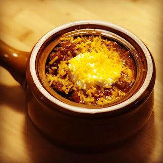 Instant Pot Chili.