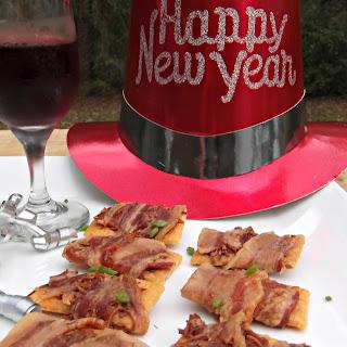 Bacon Parmesan Crisps Recipes