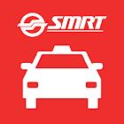 SMRT Book a Taxi icon