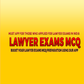Vino's Lawyer Exam MCQ (INDIA)