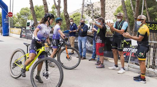 Las bicicletas de montaña vuelven al desierto con la 'BTT Tabernas Desert 2021'
