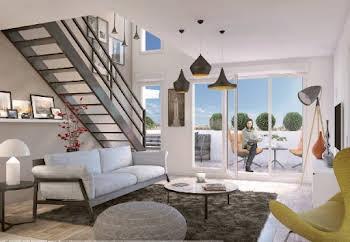 Appartement 4 pièces 77,9 m2