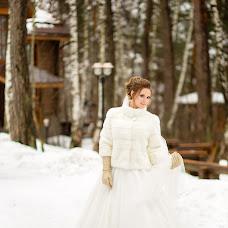 Wedding photographer Darya Voronina (Aniva1935). Photo of 29.03.2017