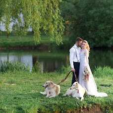 Wedding photographer Marianna Mikhalkovich (marianna). Photo of 06.09.2017