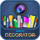 Photo Decorator Editor