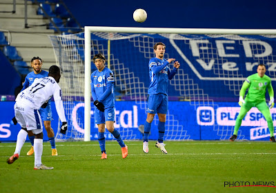 Racing Genk-Waasland-Beveren: 1-1