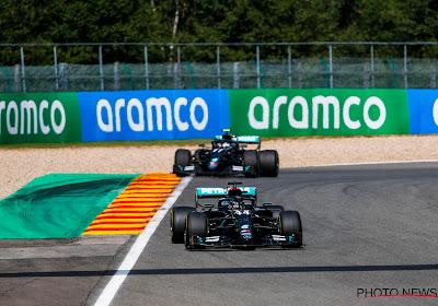 Nieuw circuit, maar geen nieuwigheden vooraan: Mercedes P1 en P2 in kwalificaties