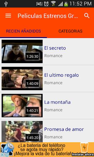 Ver Peliculas Estrenos screenshot 2