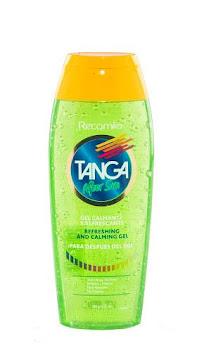 Gel TANGA After Sun   Calmante y Refrescante x150Ml