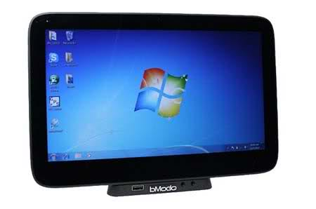 bModo 12G, A Windows 7 OS Tablet Review