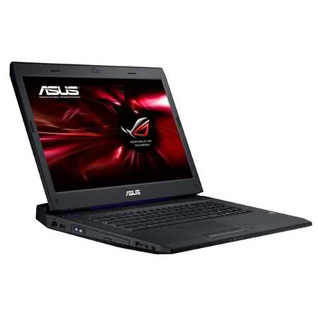 Asus G73SW, A Gaming Laptop with Intel Sandy Bridge Processor