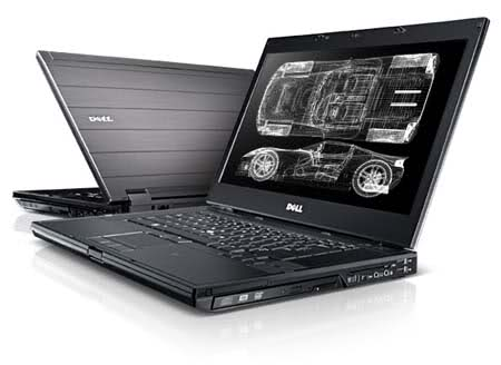 Dell Precision M4500, Dell Mobile Workstation Review
