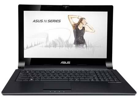 Asus N53SV, Multimedia Multi Purpose Laptop