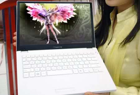 33079ls LG Xnote P210 review   A Notebook with Thinnest Laptop Bezel