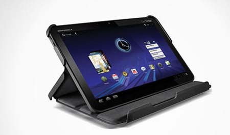 Motorola Xoom Android 3.0 Honeycomb Tablet Review