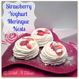 Meringue Nests Recipes.