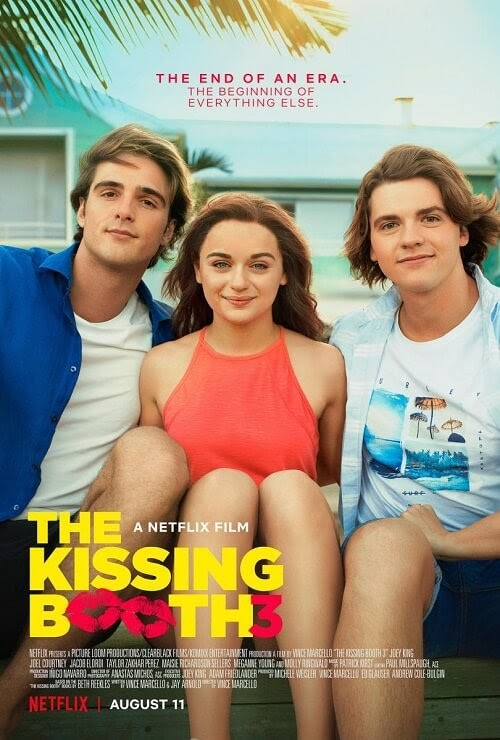 Mi primer beso 3 (The Kissing Booth 3)
