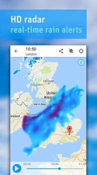 RainToday - HD Radar