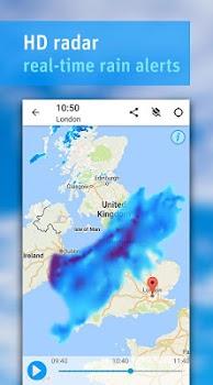 RainToday - HD Radar