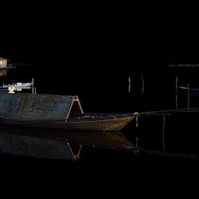 lagoon  I by Babis Mavrommatis - Digital Art Places ( art, beauty, artistic, lagoon, digital art )