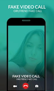 Fake Video Call : Fake Call With Girlfriend App Download For Android 1