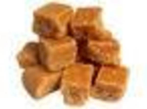 Penuche Walnut Fudge Recipe