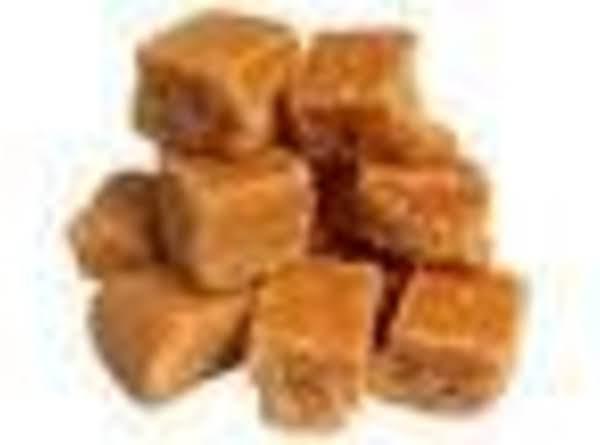 Penuche Walnut Fudge