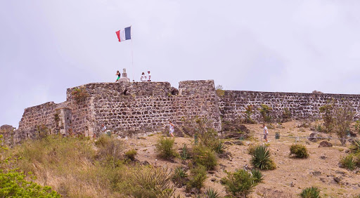 fort-louis-in-st-maarten.jpg - Fort Louis, an 18th-century French military fort on a summit on St. Maarten with panoramic views.