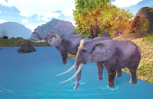 大象模拟器躁狂症