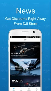 DJI Store screenshot 1