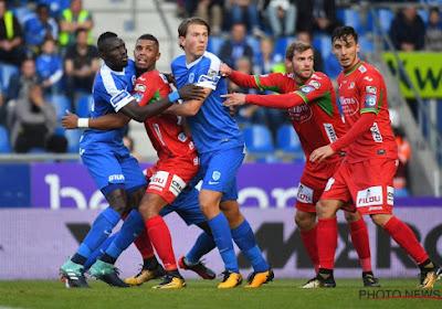 Un bon point pour Ostende à Genk grâce à Zinho Gano