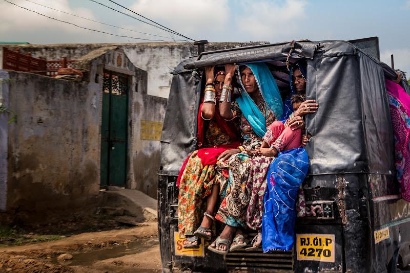 Streets of Rajasthan di Marco Tagliarino