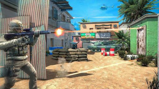 Modern Commando Action Games apkpoly screenshots 5