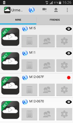 Download urmet cloud net for pc for Urmet cloud