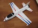 ジェットファイターぽい機体製作記事へ