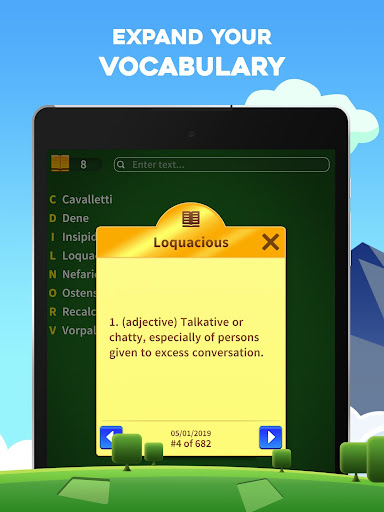 Word Wiz - Connect Words Game 2.1.3.935 screenshots 9