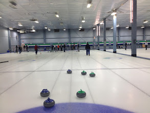 Photo: ASHRAE OVC 2013 Curling Bonspiel