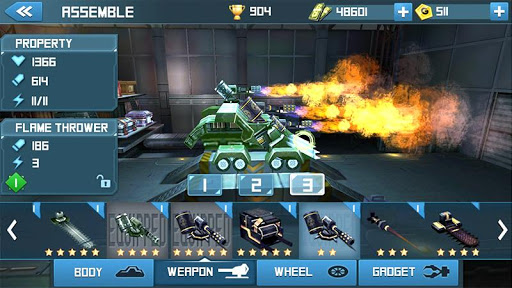 Robot Crash Fight 1.0.2 screenshots 6