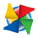 Pinwheel CM13/12x Theme v1.0.2