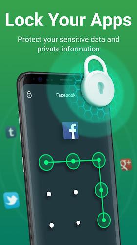 MAX AppLock - Fingerprint Lock, Security Center Android App Screenshot