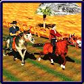 Virginia Wild Horse Race 3D icon